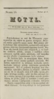 Motyl. nr 10 (28 marca 1828)