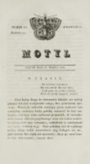 Motyl. Kwartał 1, nr 13 (27 marca 1829)