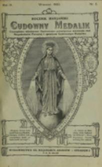 Rocznik Mariański. R. 9, nr 9 (1933)