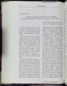 Dziecko niepełnosprawne w rodzinie (Konferencja naukowa na UMCS w Lublinie, marzec 1993 r.).