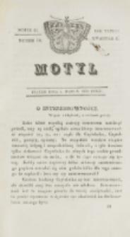 Motyl. R. 3, kwartał 1, nr 10=62 (5 marca 1830)