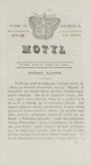 Motyl. R. 3, kwartał 2, nr 18=30[!] (14 maja 1830)