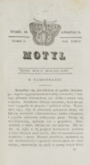 Motyl. R. 3, kwartał 2, nr 19=71 (21 maja 1830)