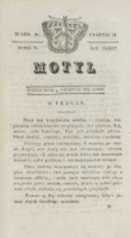 Motyl. R. 3, kwartał 2, nr 21=73 (4 czerwca 1830)
