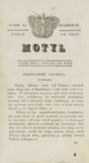 Motyl. R. 3, kwartał 3, nr 34=86 (1 września 1830)