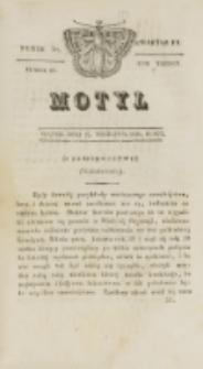 Motyl. R. 3, kwartał 3, nr 37=89 (24 września 1830)