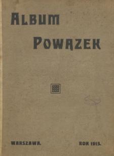Album Powązek. Cz. 1 / oprac. i wyd. Wacław Jeziorowski.
