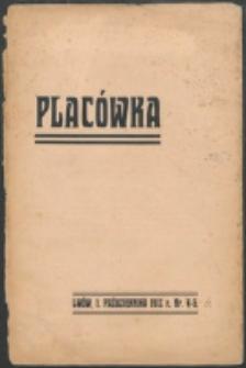 Placówka. R. 1, nr 5/6 (1912)