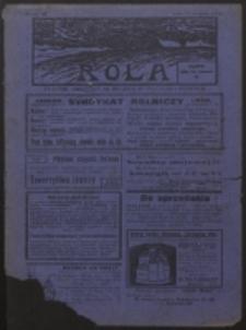 Rola. R. 7, nr 32 (1913)