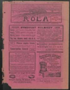 Rola. R. 7, nr 43 (1913)