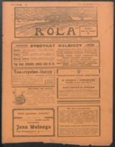 Rola. R. 8, nr 4 (1914)