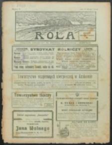 Rola. R. 8, nr 6 (1914)