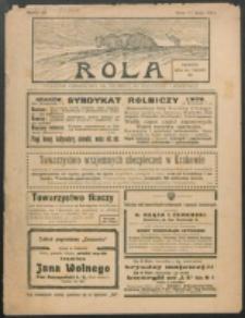 Rola. R. 8, nr 20 (1914)