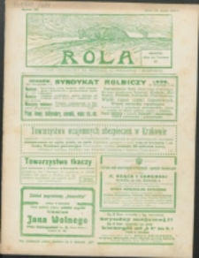 Rola. R. 8, nr 22 (1914)