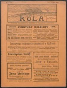 Rola. R. 8, nr 28 (1914)