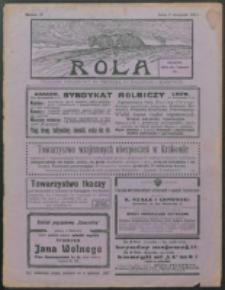 Rola. R. 8, nr 31 (1914)