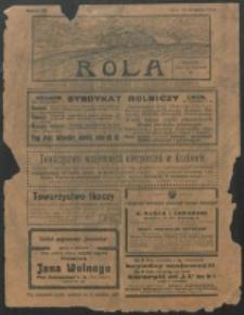 Rola. R. 8, nr 35 (1914)