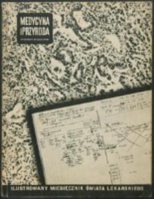 Medycyna i Przyroda. R. 2, nr 10 (1938)