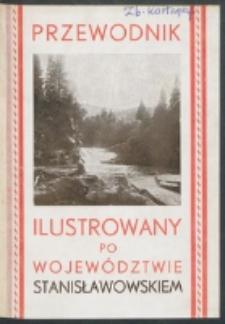 Przewodnik ilustrowany po województwie stanisławowskiem z mapą / [Romuald Dąbrowski].