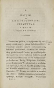 Czasopismo Naukowe : od Zakładu Narodowego imienia Ossolińskich wydawane. 1832, z. 4