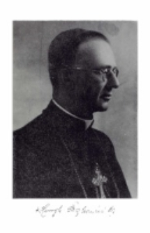 Śp.Ks. Bp dr Henryk Strąkowski 16 I 1910—6 VI 1965.