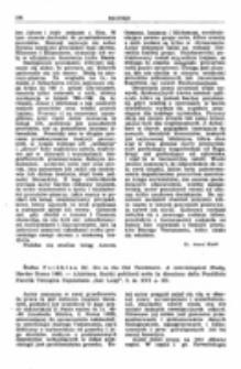 """Recenzja : Štefan Porúbčan SJ, Sin in the Old Testament A soteriological Study, Herder Roma 1963. - Aloisiana, Scritti publicati sotto la direzione della Pontificia Facoltà Teologica Napoletana """"San Luigi"""", 3, ss. XVI + 631."""