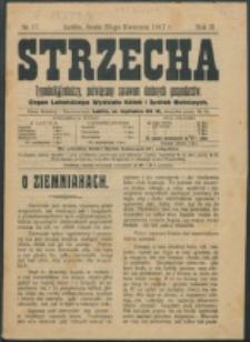 Strzecha. R. 2, nr 17 (1917)