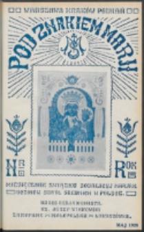 Pod Znakiem Marji. R. 8, nr 8 (1928)