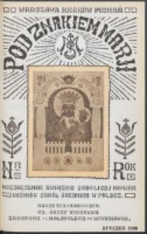 Pod Znakiem Marji. R. 10, nr 4 (1930)