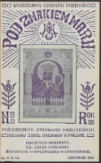Pod Znakiem Marji. R. 13, nr 2 = 110 (1932)