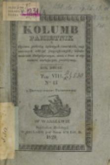 Kolumb.T. 8, nr 43 (1829)