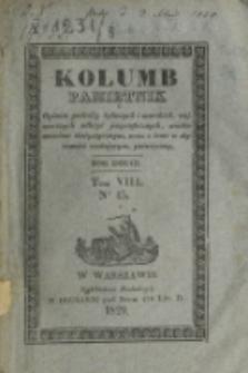 Kolumb.T. 8, nr 45 (1829)
