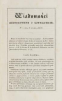 Młoda Polska. No 1 (1838)