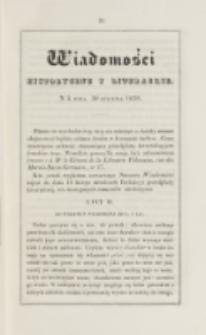 Młoda Polska. No 3 (1838)