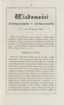 Młoda Polska. No 5 (1838)