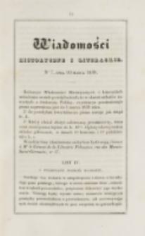 Młoda Polska. No 7 (1838)