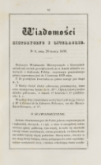 Młoda Polska. No 8 (1838)