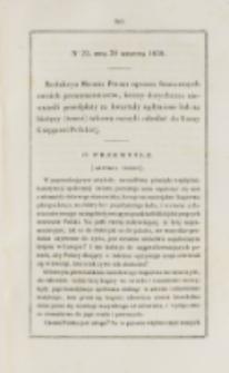 Młoda Polska. No 23 (1838)