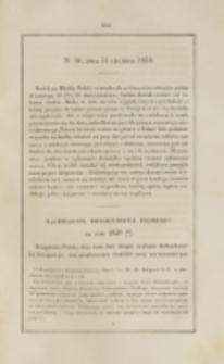 Młoda Polska. No 36 (1838)