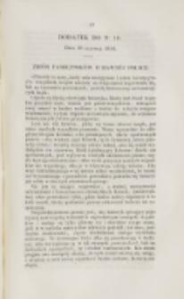 Młoda Polska. Dodatek do No 18 (1838)