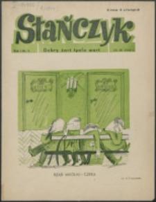 Stańczyk. R. 1, nr 1 (1944)