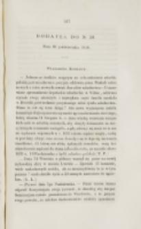 Młoda Polska. Dodatek do No 30 (1838)