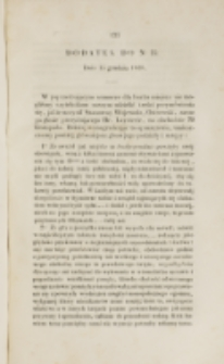 Młoda Polska. Dodatek do No 34 (1838)