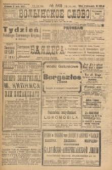 Volynskoe Slovo. G. 3, nr 449 (1923)