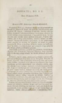 Młoda Polska. Dodatek do No 9 (1839)