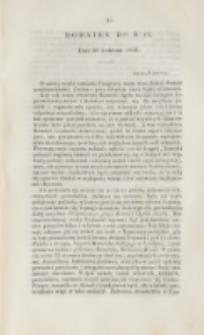 Młoda Polska. Dodatek do No 12 (1839)