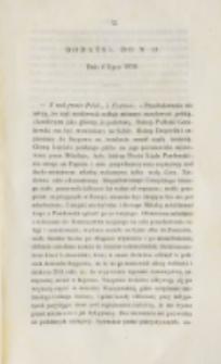 Młoda Polska. Dodatek do No 19 (1839)