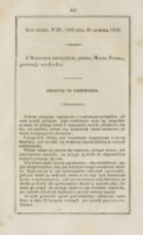 Młoda Polska. R. 3, No 36=108 (1840)