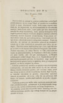 Młoda Polska. Dodatek do no 8 (1840)