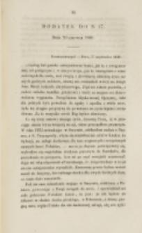 Młoda Polska. Dodatek do No 17 (1840)